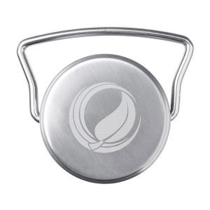 ECOtanka Stainless Steel Wave Lid